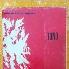 Libros de segunda mano: MEMORIAS DE MI - TONO. Lote 57565576