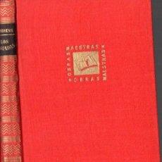 Libros de segunda mano: CAMOENS . LOS LUSIADAS (IBERIA, 1952). Lote 57594784