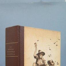 Libros de segunda mano: LA NOVELA PICARESCA ESPAÑOLA. Lote 57607245