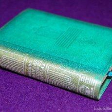 Libros de segunda mano: CRISOLIN ORIGINAL Nº 11. ANDANZAS Y VISIONES ESPAÑOLAS. MIGUEL UNAMUNO. 1957. 6X8CM. CRISOL AGUILAR . Lote 57662079