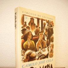 Libros de segunda mano: CAMILO JOSÉ CELA: LA COLMENA. ILUSTR. DE GOÑI (CÍRCULO, 1990) ED. CONMEMORATIVA. Lote 125138272