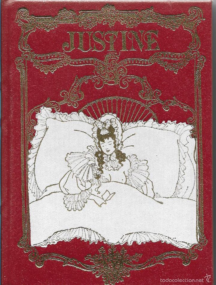 JUSTINE - MARQUES DE SADE - CLUB INTERNACIONAL DEL LIBRO (Libros de Segunda Mano (posteriores a 1936) - Literatura - Narrativa - Clásicos)