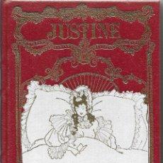 Libros de segunda mano: JUSTINE - MARQUES DE SADE - CLUB INTERNACIONAL DEL LIBRO . Lote 57698752