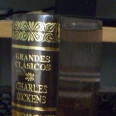 Libros de segunda mano: CHARLES DICKENS GRANDES CLÁSICOS - AGUILAR VOL, II - A ESTRENAR EN CELOFÁN. Lote 57739559