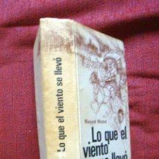 Libros de segunda mano: LO QUE EL VIENTO SE LLEVÓ-MARGARET MICHELL-1966-CIRCULO LECTOR¡OFERTA MAS DE 3 LIBROS DESCUENTO 25%!. Lote 57724966