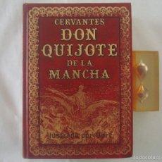 Libros de segunda mano: CERVANTES. DON QUIJOTE DE LA MANCHA. ILUSTRADO POR GUSTAVO DORÉ. 1990. FOLIO. Lote 57775525