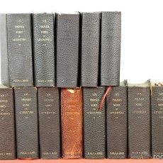 Libros de segunda mano: 7742 - PREMIOS NOBEL DE LITERATURA. 17 VOLUM.(VER DESCRIP). VV. AA. EDIT. J. JANÉS. 1955/1980.. Lote 57871127