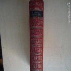 Libros de segunda mano: LIBRO. PLUTARCO, VIDAS PARALELAS, FOCIÓN, CATÓN,TIBERIO,CAYO GRACO, DEMÓSTENES, DEMETRIO, MUCHOS MAS. Lote 58102520
