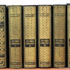 Libros de segunda mano: 7800 - OBRAS COMPLETAS. 6 TOMOS(VER DESCRIP). VV. AA. EDIC. FAX. 1945/1948.. Lote 58110037