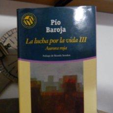 Libros de segunda mano: LA LUCHA POR LA VIDA III - PÍO BAROJA - 2001. Lote 58185264