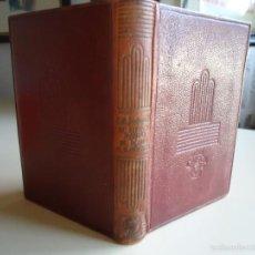 Libros de segunda mano: LIBRO.TRES OBRAS DE FIODOR M. DOSTOYEVSKI. EL ETERNO MARIDO, EL DOBLE, EL SEÑOR PROJARCHIN. 1951. Lote 58189341