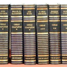 Libros de segunda mano: 7834 - OBRAS MAESTRAS ILUSTRADAS. 8 TOMOS(VER DESCRIP). VV. AA. EDI. LUÍS DE CARALT. 1958/1967.. Lote 58201124