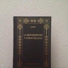 Libros de segunda mano - Kafka: La metamorfosis y otros relatos - 58532105