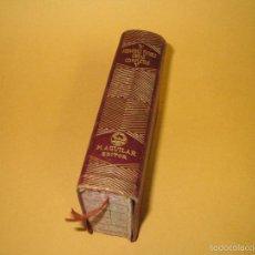 Libros de segunda mano: OBRAS COMPLETAS TOMO V DE WENCESLAO FERNÁNDEZ FLÓREZ - EDIT. AGUILAR DEL AÑO 1947. Lote 58736256