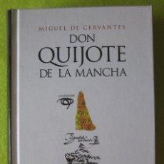 Libros de segunda mano: DON QUIJOTE DE LA MANCHA _ EDICIÓN IV CENTENARIO. Lote 67394047