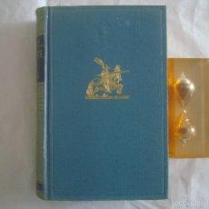 Libros de segunda mano: CERVANTES. DON QUIJOTE DE LA MANCHA. ED. JUVENTUD 1955. TEXTO. MARTIN DE RIQUER. Lote 60300463