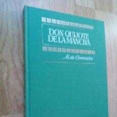 Libros de segunda mano: DON QUIJOTE DE LA MANCHA / 1ª EDICIÓN EN HISTORIAS COLOR: 1972 / EDITORIAL BRUGUERA. Lote 59911423
