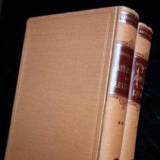 Libros de segunda mano: ANTOLOGIA DE LEYENDAS DE LA LITERATURA UNIVERSAL - 2 TOMOS - GARCIA DE DIEGO - ED. LABOR. Lote 60847535