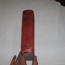Libros de segunda mano: WILLIAM IRISH - OBRAS ESCOGIDAS - 1 TOMO -. Lote 60996759