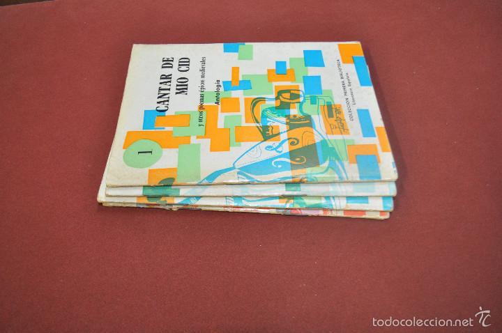 Libros de segunda mano: lote 4 libros colección primera biblioteca literatura española , antologia - CLB - Foto 2 - 61149235