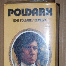 Libros de segunda mano: POLDARK - WINSTON GRAHAM - 2 TOMOS NUEVOS Y PRECINTADOS SALIDA 1€. Lote 61351862