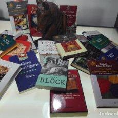 Libros de segunda mano: GRAN LOTE 7 ESTILO LA CLANDESTINABOOKS - 20 LIBROS VARIADOS - EL MUNDO - P&J - DEBATE - ETC.,ETC.. -. Lote 61910628