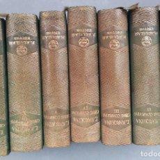 Libros de segunda mano: EDUARDO MARQUINA,OBRAS COMPLETAS, EDITORIAL AGUILAR. Lote 62580492