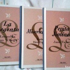 Libros de segunda mano: COLECCIÓN HISTORIA DE LA LITERATURA ESPAÑOLA.. EDICIONES ORBIS. Lote 57412614