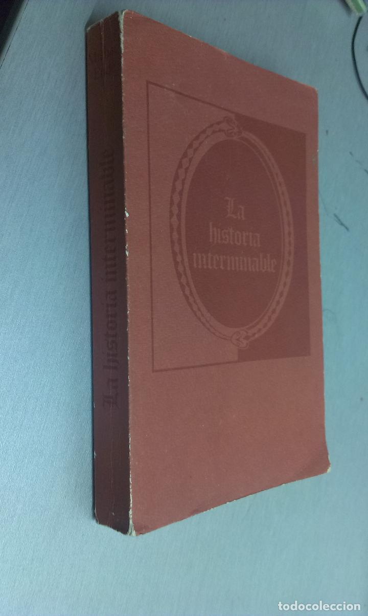 LA HISTORIA INTERMINABLE / MICHAEL ENDE / ALFAGUARA 1982 (Libros de Segunda  Mano (posteriores ...