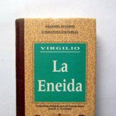 Libros de segunda mano: LA ENEIDA VIRGILIO . Lote 63752303
