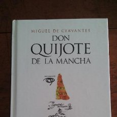 Libros de segunda mano: DON QUIJOTE DE LA MANCHA. MIGUEL DE CERVANTES. ALFAGUARA.. Lote 63969647