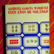 Libros de segunda mano: GABRIEL GARCÍA MÁRQUEZ CIEN AÑOS DE SOLEDAD EDICIÓN ESPAÑOLA EDITORIAL SUDAMERICANA *. Lote 64509806