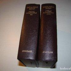 Libros de segunda mano: EMILIA PARDO BAZÁN - OBRAS COMPLETAS - AGUILAR . Lote 64964459