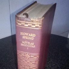 Libros de segunda mano: HOWARD SPRINGS-NOVELAS ESCOGIDAS- TOMO I . Lote 65433923