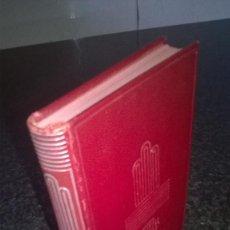 Libros de segunda mano: 399-LA GAVIOTA, FERNAN CABALLERO, CRISOL 399, 1º EDICION 1958,. Lote 65891578