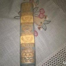 Libros de segunda mano: -THOMAS MANN, OBRAS ESCOGIDAS BIBLIOTECA PREMIOS NOBEL,. Lote 65995390
