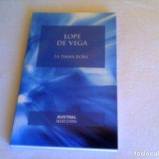 Libros de segunda mano: LA DAMA BOBA-LOPE DE VEGA-. Lote 66372646