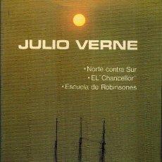 Libros de segunda mano: NOVELAS ESCOGIDAS DE JULIO VERNE, TOMO VIII. Lote 67241653