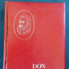 Libros de segunda mano: DON QUIIJOTE DE LA MANCHA. M. CERVANTES. ILUSTRACIONES DE GUSTAVO DORÉ. Lote 67488529