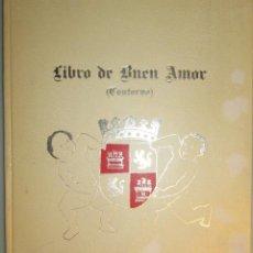 Libros de segunda mano: LIBRO DEL BUEN AMOR. ARCIPRESTE DE HITA - 3 T.(CONTORNO,TRANSCRIPCIÓN,FACSIMIL) - ESPASA CALPE 1977. Lote 67499925