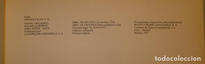 Libros de segunda mano: Libro del buen amor. Arcipreste de Hita - 3 t.(Contorno,Transcripción,Facsimil) - Espasa Calpe 1977 - Foto 2 - 67499925