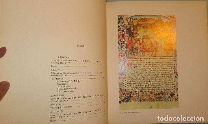 Libros de segunda mano: Libro del buen amor. Arcipreste de Hita - 3 t.(Contorno,Transcripción,Facsimil) - Espasa Calpe 1977 - Foto 9 - 67499925