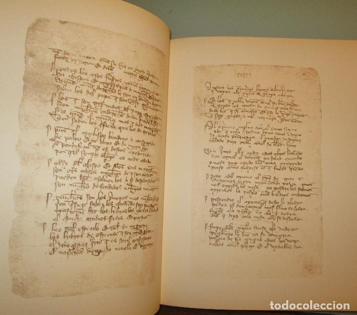 Libros de segunda mano: Libro del buen amor. Arcipreste de Hita - 3 t.(Contorno,Transcripción,Facsimil) - Espasa Calpe 1977 - Foto 13 - 67499925