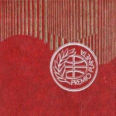 Libros de segunda mano: VESIV LIBRO COLECCION PREMIO PLANETA AÑO 1956 EL DESCONOCIDO DE CARMEN KURTZ. Lote 67672053