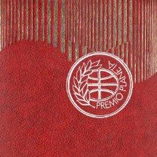Libros de segunda mano: VESIV LIBRO COLECCION PREMIO PLANETA AÑO 1972 LA CARCEL DE JESUS ZARATE . Lote 67672789