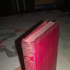 Libros de segunda mano: 239-VIDA ANECDOTICA DE NAPOLEON BONAPARTE, AUGUSTO MARTINEZ OLMEDILLA, CRISOL 239 . Lote 67698309