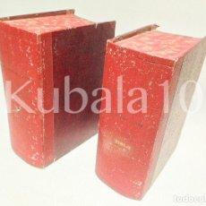 Libros de segunda mano: HONRA POR HONRA O EL CORAZON DE UN TORERO ·· OBRA COMPLETA EN 2 VOLS.. Lote 68672121