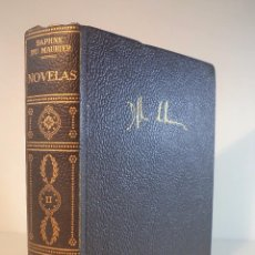 Libros de segunda mano: NOVELAS II. MAURIER, DAPHNE DU. COL. LOS CLÁSICOS DEL SIGLO XX. PLANETA 1959. 1ª ED.. Lote 68711077