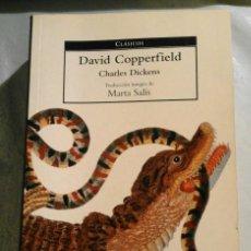 Libros de segunda mano: DAVID COPPERFIELD - CHARLES DICKENS. Lote 69299941