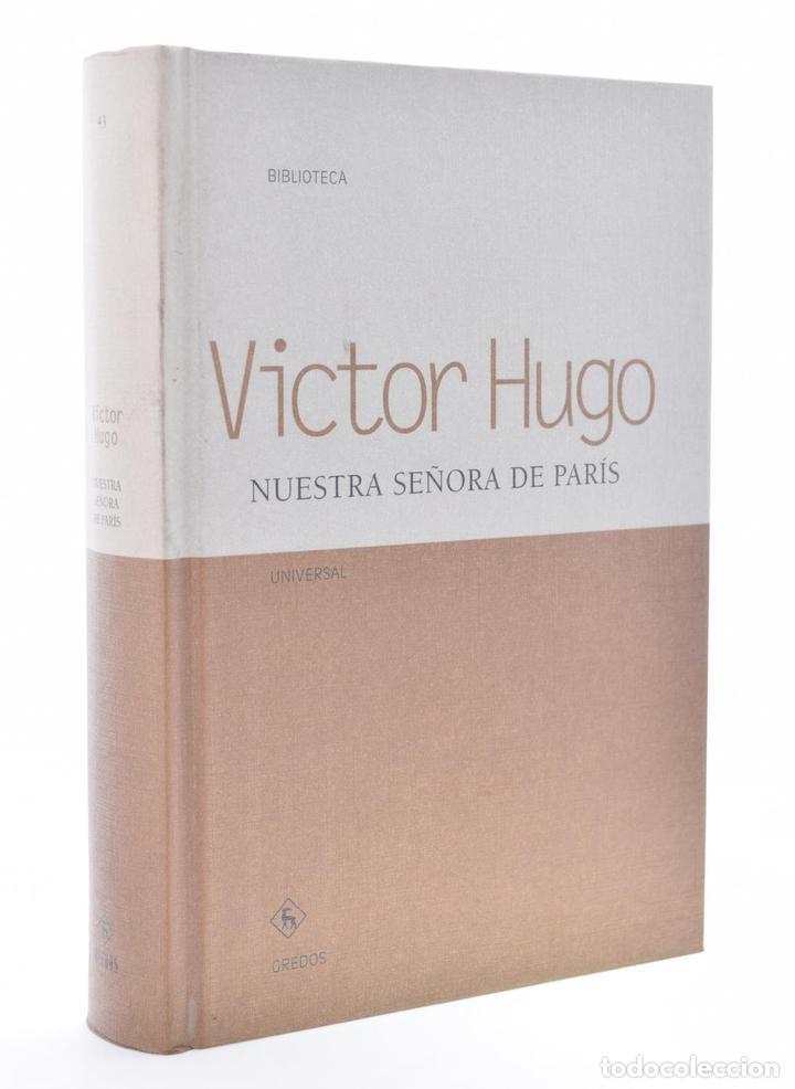 NUESTRA SEÑORA DE PARÍS - HUGO, VICTOR (Libros de Segunda Mano (posteriores a 1936) - Literatura - Narrativa - Clásicos)